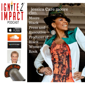jessica Care moore Cares More: Poetry in Motion as The Youth Institution Builder Ep: 4