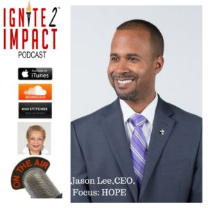 Focusing on the HOPE for Detroit, Jason Lee, CEO of Focus: HOPE Ep. 5