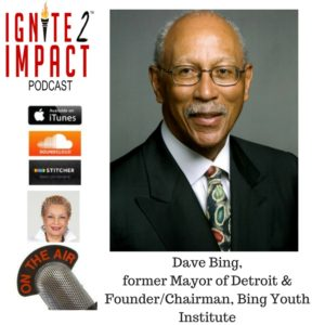 Dave Bing Part 2: The Secret Sauce to Building up Our Community Ep. 10