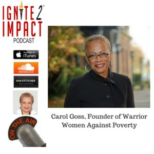 Carol Goss: From Skillman Foundation to Warrior Women Ep. 16
