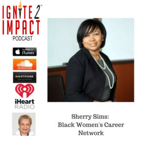 Sherry Sims: From LinkedIn group to Thriving Business Ep. 37