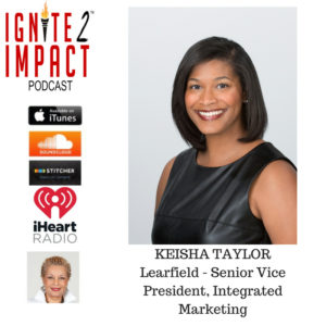 Keisha Taylor: A Game Changer Among Women in the Sports Business Ep. 38
