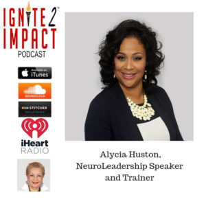 Alycia Huston: America's #1 Neuroleadership Speaker Ep. 52