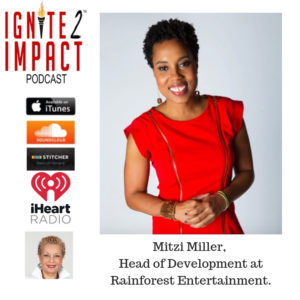 Mitzi Miller: Award-Winning Media Maven on Influence and African American Culture Ep. 50