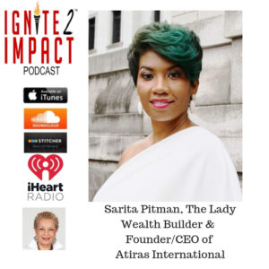 Sarita Pittman: Atiras Professional Coaching Career Expert Ep. 51